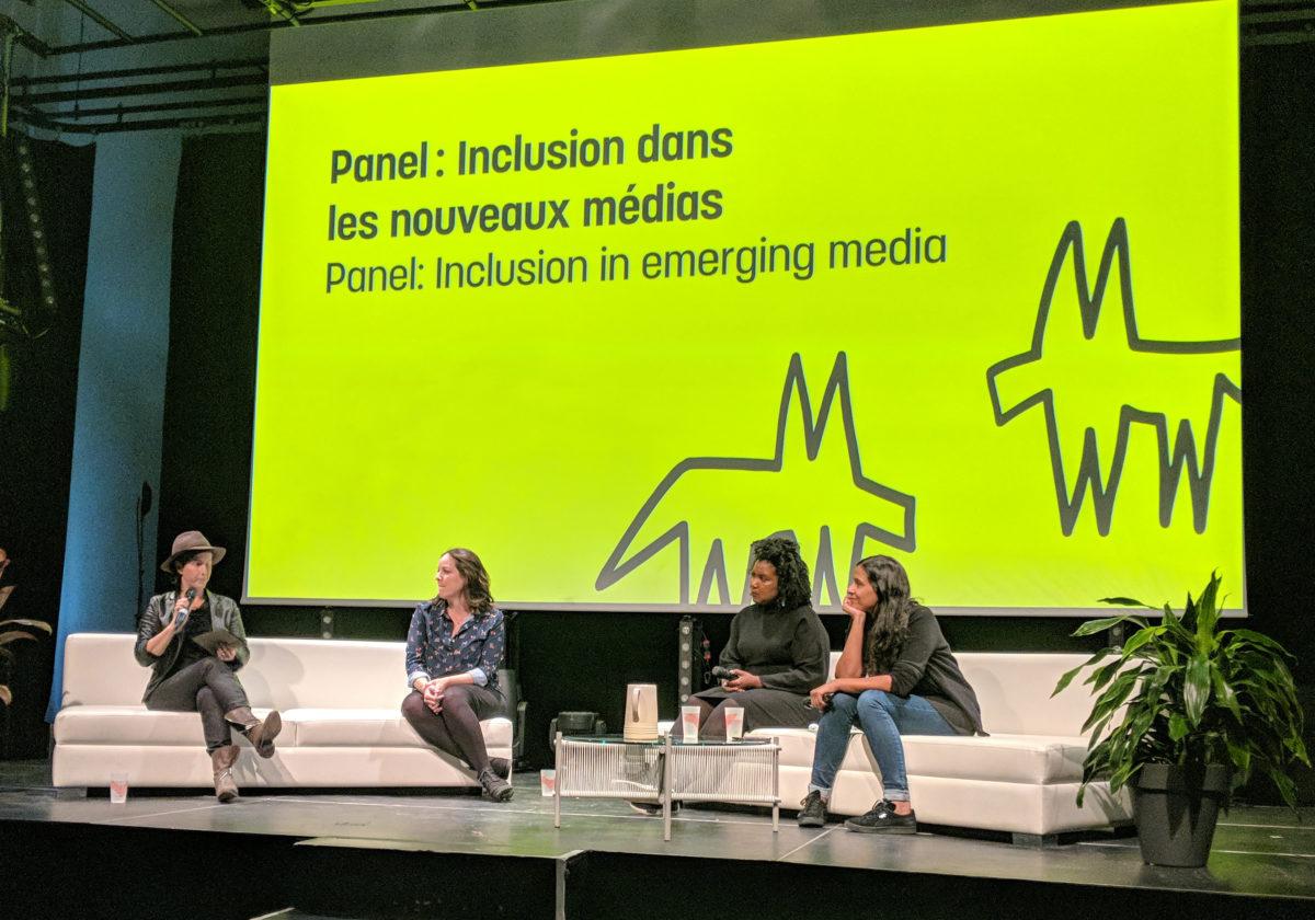 Retour sur le panel: Inclusion dans les nouveaux médias - FNC