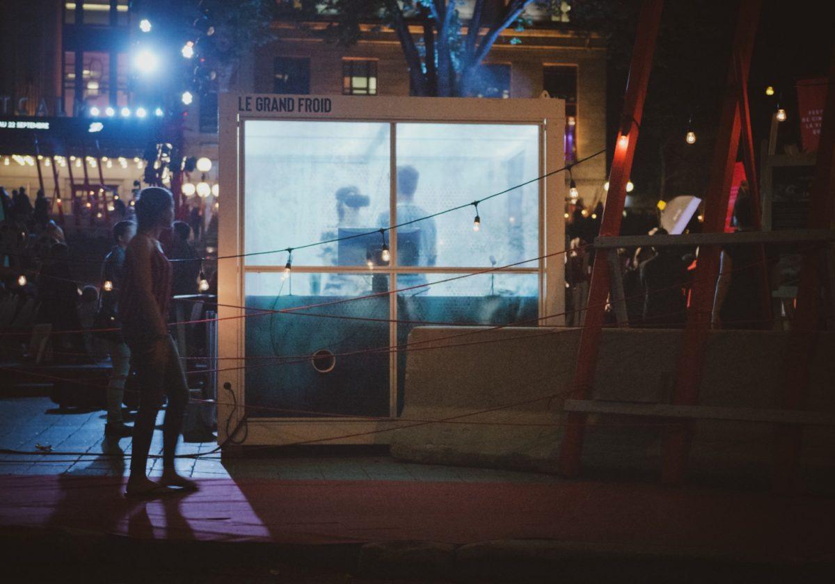 Le Grand Froid, réalisé par Studio Element, Québec.