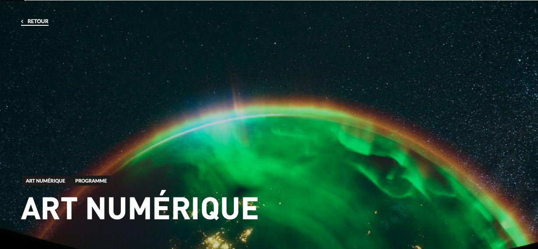 Compte-rendu du Volet Arts Numériques des Rendez-Vous Québec Cinéma