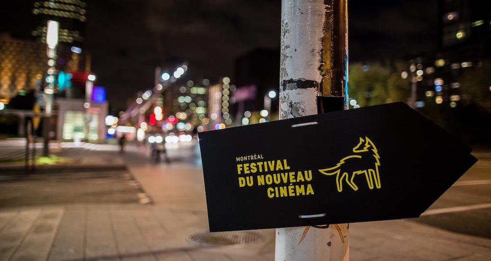 49e édition du Festival du Nouveau Cinéma
