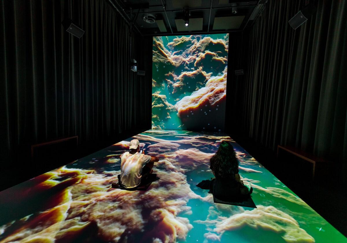 Repenser la diffusion: les expériences immersives de PHI